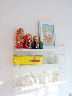 Children's room - String shelf - Löytö