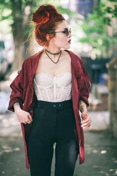 When the moon is mellow - Le Happy : Le Happy Indie Outfits, Grunge Outfits, Edgy Outfits, Grunge Fashion, Fall Outfits, Summer Outfits, Cute Outfits, Fashion Outfits, Womens Fashion