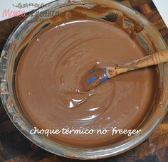 Monta Encanta-temperagem do chocolate