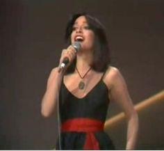 Anna Vissi and the Epikouri- Autostop 1980 Eurovision Songs, Greece, Anna, Grease