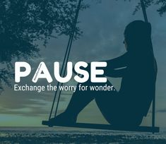 Sometimes a pause is just the thing we need to refresh, regroup and keep on keeping on... Wisdom Quotes, Life Quotes, How Are Things, Survival Mode, Busy Life, Prioritize, Make Time, Do Anything, The Only Way