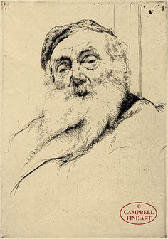Melech by William Auerbach-Levy