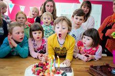 Happy Birthday - Anniversaire Charly - 6 ans