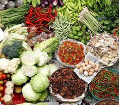 10 ways to get more veggies in your diet.