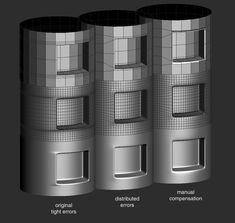 FAQ: How u model dem shapes? Hands-on mini-tuts for mechanical sub-d AKA ADD MORE GEO - Page 178 - Polycount Forum