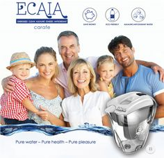 Innovation, Water Carafe, Save Water, Saving Money, Pure Products, Health, Fountain Of Youth, Guys, Health Care