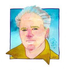 Fine Art Daily: November 5 Today is writer, playwright, actor director Sam Shepard's birthday. http://jeandsanders.blogspot.com/2013/11/fine-art-daily-november-5-2013.html