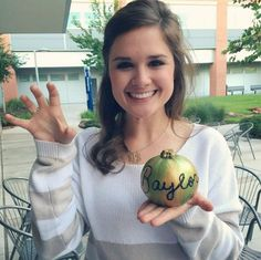 Pumpkin decorating -- #Baylor style.