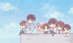 FLY GOT7!!