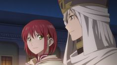 Akagami no Shirayuki-hime - Snow White with the Red Hair - Shirayuki and Zen Last ep Zen, Slice Of Life, Red Hair Video, Anime Snow, Akagami No Shirayukihime, Snow White With The Red Hair, Rides Front, Foto Instagram, Anime Style