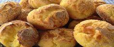Foto - Receita de Broinhas de fubá de canjica com queijo