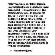 Eid Adha- Ibrahim aw