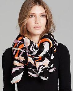 Diane von Furstenberg Security Blanket Scarf