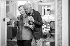 Bill Clinton Explained It Brilliantly: Hillary's Character vs Hillary's Caricature