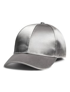 Satin cap with concealed elastication at back. - Visit hm.com to see more 18101017d3e