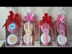 Lembrancinhas de 8,00 e 10,00 🎁🎄 - YouTube Soap Packaging, Packaging Design, Natura Cosmetics, Soap Carving, E 10, Decoupage, Kit Natura, Kites, Projects