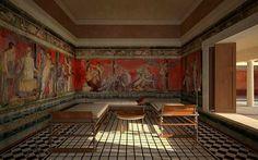 El resurgir de la «Villa de los Misterios», un tesoro de la desaparecida Pompeya