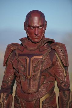 'Supergirl': Red Tornado (First Look)