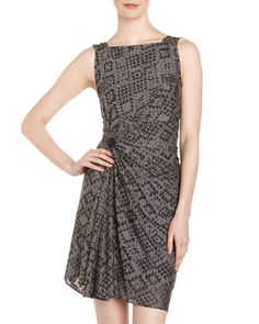 834a4c2c1e Burnout-Print Jersey Dress by Cut25 at Last Call by Neiman Marcus. Dress  Cuts