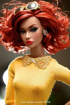 Mood Changers Poppy Parker   Restyled