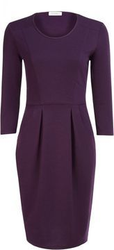 Kaliko Purple ponteroma dress on shopstyle.co.uk