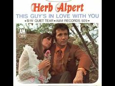 Herb Albert -This Guys in Love With You, 1968