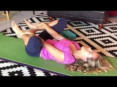 New Pelvic Release Stretches - FemFusion FitnessFemFusion Fitness