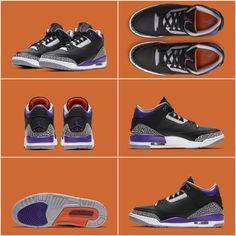 "😬 Der Air Jordan 3 ""Court Purple"" droppt nur in Nordamerika. 💻 Klickt den Link in der BIO für alle weiteren Infos & Bilder #air #airjordan #aj3 #basketball #basketballshoes #grailify #hypebeast #igsneakercommunity #jordan #jordandepot #jordans #jordansdaily #jumpman23 #kicks #kicksonfire #kickstagram #michaeljordan #nicekicks #nike #sneaker #sneakercommunity #sneakerfreaker #sneakerhead #sneakerheads #sneakerlove #sneakernews #streetwear #vintagenike #airjordan3 #wdywt"