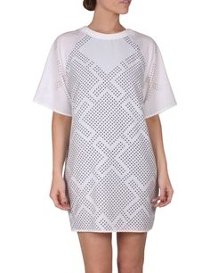 AKIN by Ginger & Smart Laser Lover Dress With Sleeve via DJs #witcherystyle