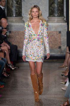 Semana de Moda de Milão :: 70s versão Emilio Pucci
