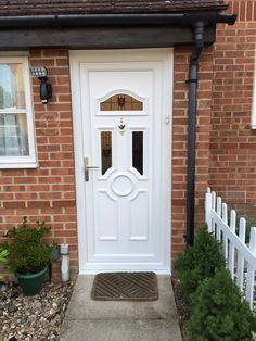 Our uPVC Doors look wonderful, are extremely functional and protect your home from intruders. To explore our entire uPVC Front Door collection you can visit our website.