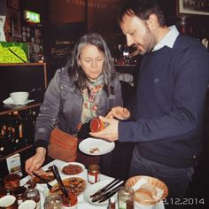 Promoting Italian food in Dublin