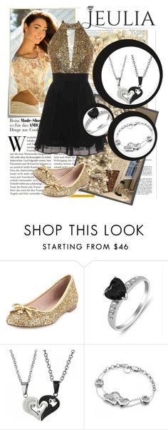 """""""Golden smile with JEULIA"""" by julyete ❤ liked on Polyvore featuring Post-It, Kate Spade, women's clothing, women's fashion, women, female, woman, misses, juniors and jewelry"""