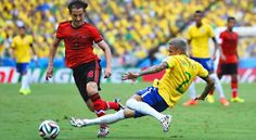 FIFA World cup round up Day Six: Brazil 0 Mexico 0