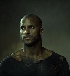 Lincoln The 100 (Ricky Whittle)