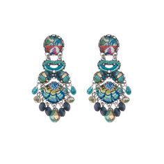 Ayala Bar Radiance Collection Spring Summer 2017 Caspian Breeze Earrings
