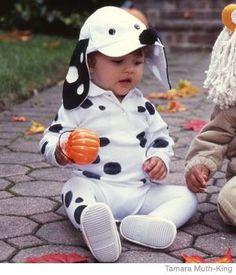 Image result for diy kids dalmation costume