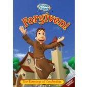 "Brother Francis DVD - ""Forgiven"""