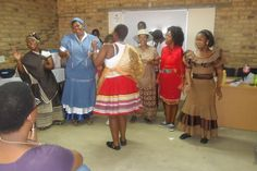 Vereeniging - Thank you all so much for all of the effort you made in Celebrating Heritage Day 2014!