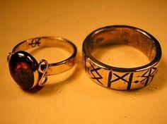 Jason of England - Designer Maker of Magical Runic Jewellery