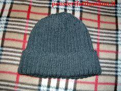Mi è stata richiesta una consulenza per confezionare un berretto in lana. In effetti si possono trovare le indicazioni in una qualsiasi rivista di lavori...