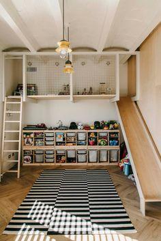 Playroom Design: DIY Playroom with Rock Wall Su. Playroom Design: DIY Playroom with Rock Wall Surface. Small Room Bedroom, Small Rooms, Bedroom Decor, Bedroom Ideas, Bedroom Lamps, Kids Bedroom, Cozy Bedroom, Bedroom Furniture, Wall Lamps