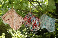 I think bloomers are prefect for around the house in the summer