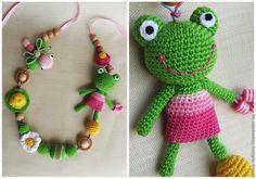 Luty Artes Crochet: Acessórios de bichinhos de crochê.