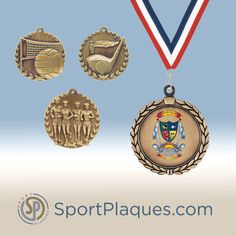 Heading up a summer league or tournament? Don't forget the medals! Whether it's #SandVolleyball, a #GolfTournament, #5k or something else, we've got you covered! Check out our options on our website or give us a call, 1-800-248-6243, to see what we can do. #summersports #participationmedals #sportsawards Volleyball, Cheerleading, Football Medals, Sports Trophies, Award Plaques, Parent Night, Sports Awards, Recognition Awards, Home Sport