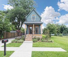 Tiny House Shotgun House 624 S 7th St Waco TX