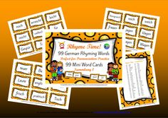 A lively way to perfect your German pronunciation!
