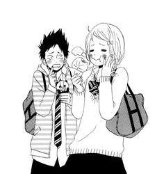 Image uploaded by nanz. Find images and videos about anime, manga and yumemiru taiyou on We Heart It - the app to get lost in what you love. Manga Anime, Anime Art, Takano Ichigo, Friend Anime, Manga List, Cute Comics, Illustration Girl, Light Novel, Anime Couples