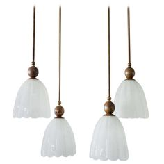 Barovier Murano Pendants | From a unique collection of antique and modern chandeliers and pendants  at http://www.1stdibs.com/furniture/lighting/chandeliers-pendant-lights/
