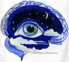 by Neeshay Imran, Learning Mind The pineal gland has various names such as pineal body, epiphysis cerebri, epiphysis or the third eye. This small endocrine gland is located in the vertebrate brain,… Mind Unleashed, Pineal Gland, A Course In Miracles, Third Eye Chakra, Zen, Chakra Healing, Sacred Geometry, Mindfulness, Drawings
